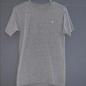 Grey Champion T shirt- never worn